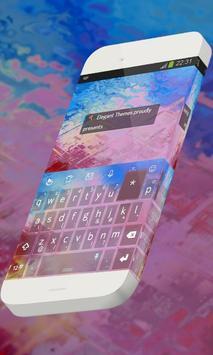 Electric shock Keypad Theme apk screenshot