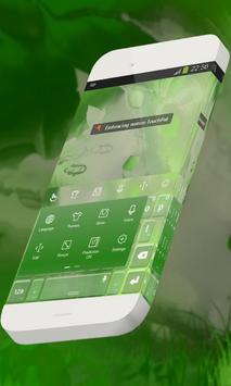 Embracing nature Keypad Theme screenshot 1