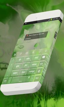 Embracing nature Keypad Theme screenshot 3
