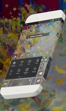 Fall love Keypad Theme screenshot 5
