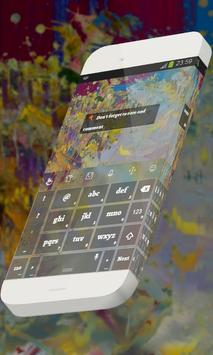 Fall love Keypad Theme screenshot 3