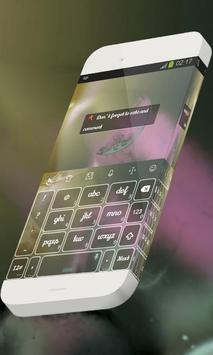 Friendly warmth Keypad Theme apk screenshot