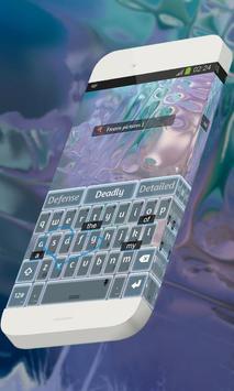 Frozen pictures Keypad Theme apk screenshot