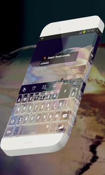 Galaxy components Keypad Theme poster