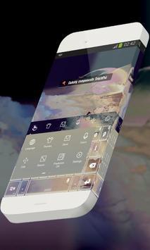 Galaxy components Keypad Theme apk screenshot