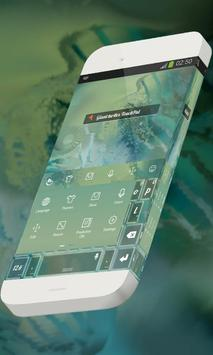 Giant turtles Keypad Theme apk screenshot