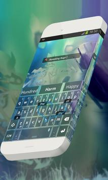 Humming bugs Keypad Theme apk screenshot