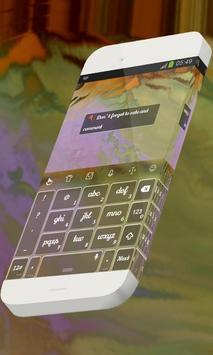 High peaks Keypad Theme apk screenshot