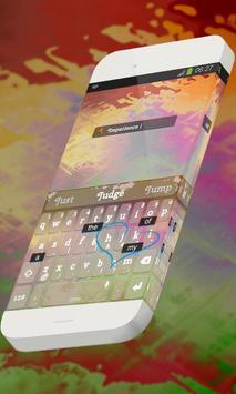 Impatience Keypad Theme apk screenshot