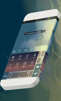Innocence Keypad Theme apk screenshot