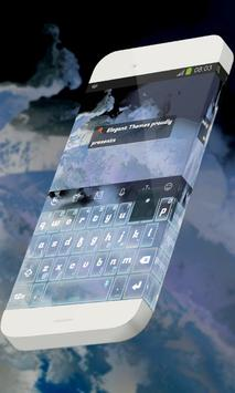 Light and dark Keypad Theme poster