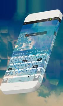 Lit moon Keypad Theme apk screenshot