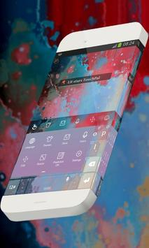 Lit stars Keypad Theme apk screenshot