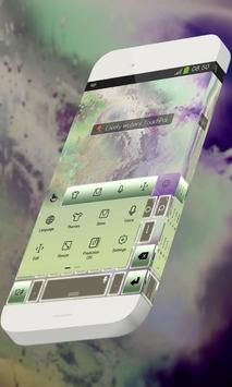 Lively waters Keypad Theme apk screenshot