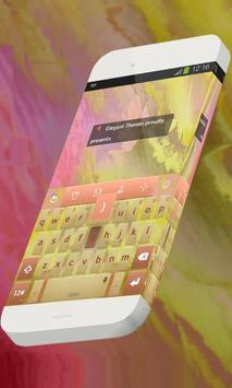 Present Wombat Keypad Theme poster