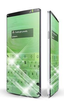 Avocado Blends Keypad Art poster
