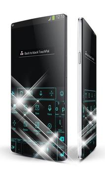 Back to black Keypad Art apk screenshot