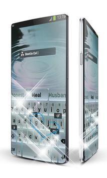 Beetle Eel Keypad Art apk screenshot