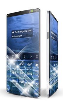 Blue Night Keypad Art screenshot 11