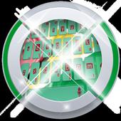 Guyana Keypad Art icon