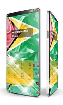 Guyana Keypad Art screenshot 1