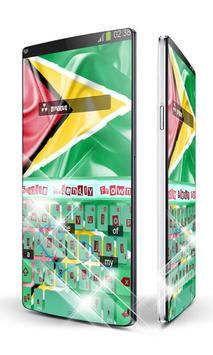 Guyana Keypad Art apk screenshot