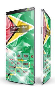 Guyana Keypad Art screenshot 7