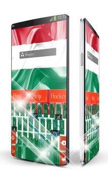 Hungary Keypad Art apk screenshot