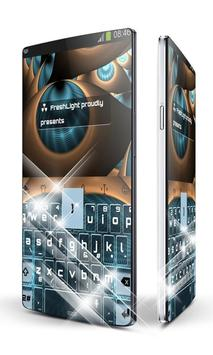 Line Art Keypad Art poster