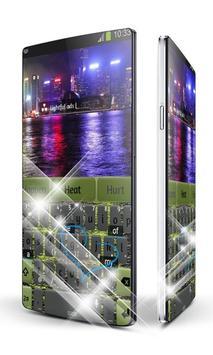 Night port Keypad Art apk screenshot