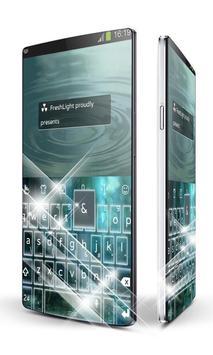 Swan Lake Keypad Art poster