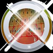 Paint burst Keypad Art icon