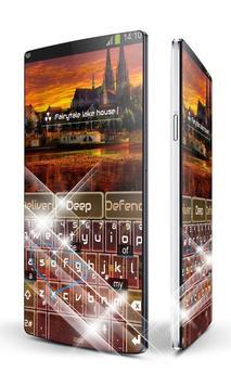 Red castle Keypad Art screenshot 2