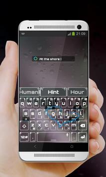 At the shore Keypad Design apk screenshot