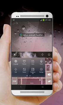 Before midnight Keypad Design apk screenshot