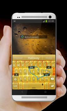 Birth of a planet Keypad screenshot 3