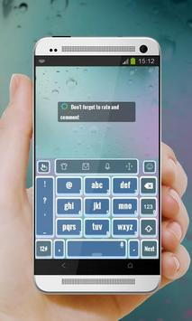Dove tail Keypad Design apk screenshot