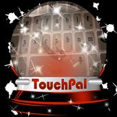 Dusk Bubbles Keypad Design icon