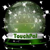 Green Keypad Design icon