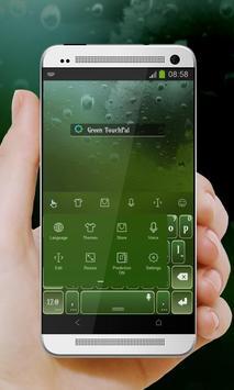 Green Keypad Design screenshot 2