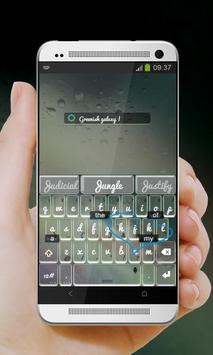 Greenish galaxy Keypad Design screenshot 8