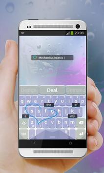 Mechanical beasts Keypad apk screenshot