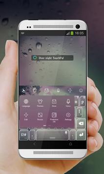 Over night Keypad Design apk screenshot