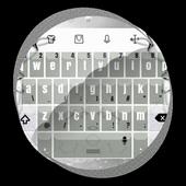 Petrol braids Keypad Design icon
