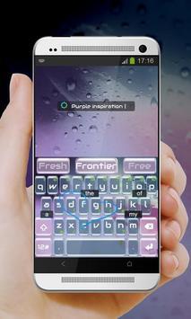 Purple inspiration Keypad screenshot 2