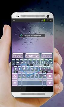 Purple inspiration Keypad screenshot 12