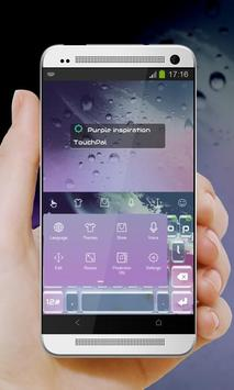 Purple inspiration Keypad screenshot 1