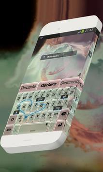 Precious Keypad Skin screenshot 2