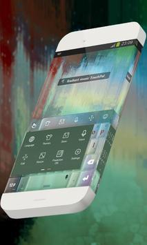 Radiant music Keypad Skin screenshot 1