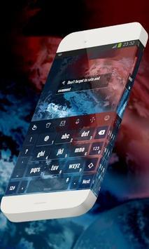 Red and denim Keypad Skin screenshot 11